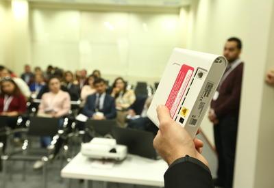 Nar представил представителям СМИ свои новые продукты