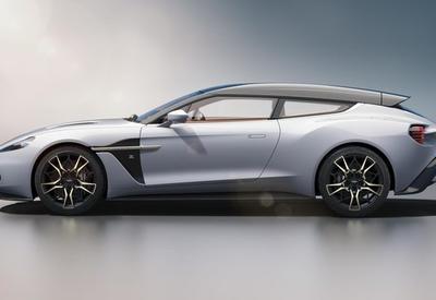 """Раскрыта внешность нового универсала от Aston Martin <span class=""""color_red"""">- ФОТО</span>"""