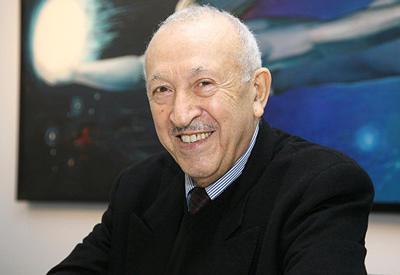 """Всемирно известный азербайджанский художник Таир Салахов отметил 90-летие <span class=""""color_red"""">- ФОТО</span>"""