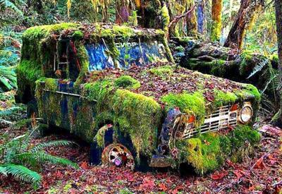 """Нашли заброшенную машину и завели впервые за 60 лет <span class=""""color_red"""">- ВИДЕО</span>"""