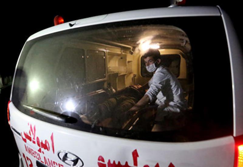 Сильный взрыв в Афганистане, есть жертвы