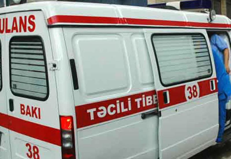 Трагедия в Баку, есть погибший