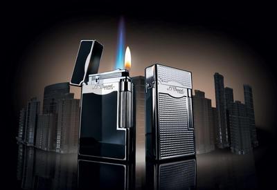 Инновационные зажигалки LE GRAND от S.T. DUPONT