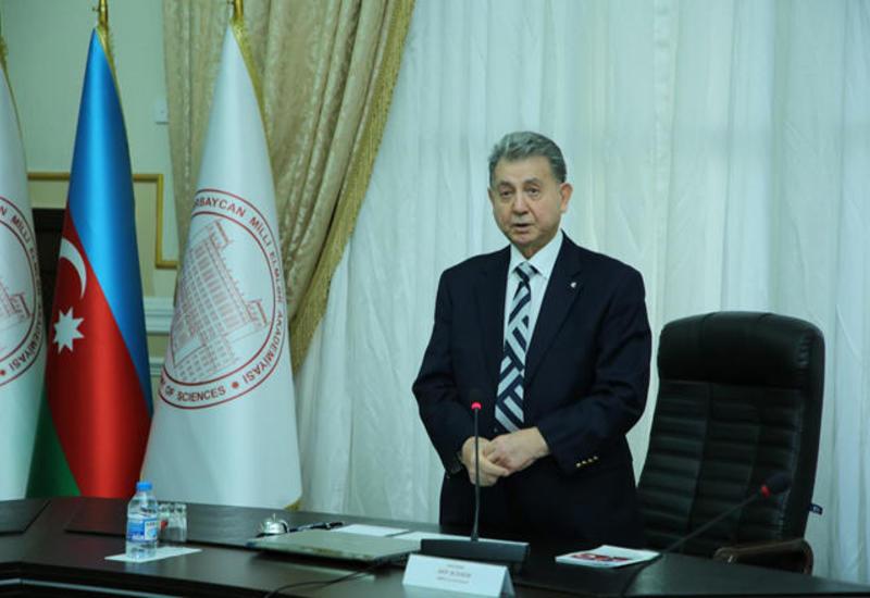 Акиф Ализаде: Гейдар Алиев уделял большое внимание азербайджанской науке