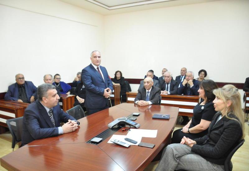 "В БГУ в рамках проекта ""Низами"" ЕС открыт онлайн конференц-зал"