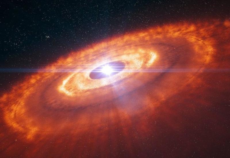 Неожиданные открытия в созвездии Тельца: как рождаются планеты
