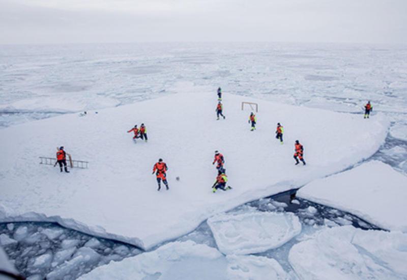 В Гренландии замечена приближающаяся климатическая катастрофа