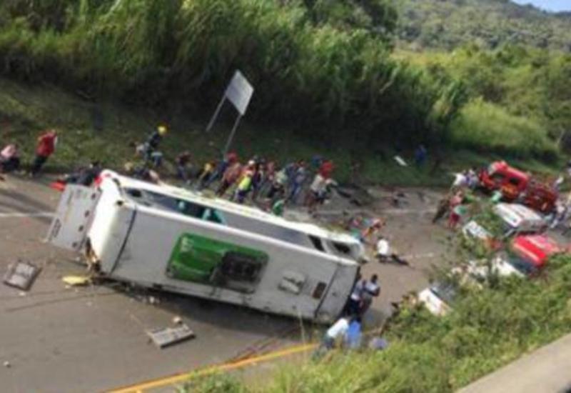 "13 баскетболистов погибли в жутком ДТП в Колумбии <span class=""color_red"">- ВИДЕО</span>"