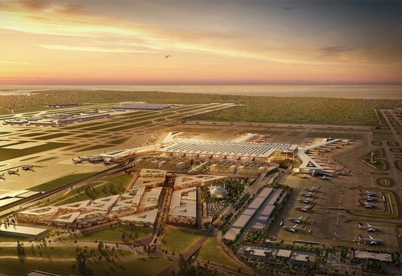 Стало известно, сколько пассажиров обслужил новый Стамбульский аэропорт