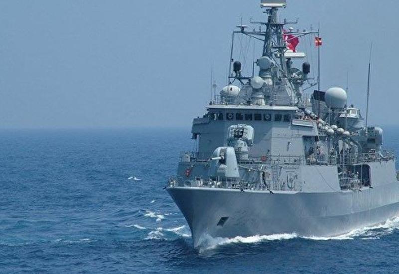 Турция сооружает военно-морскую базу на Черном море
