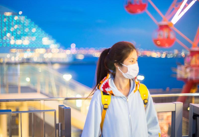 Почему японцы везде ходят в масках