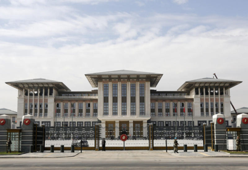 Администрация Эрдогана: В Турции вечно будет жить память о Гейдаре Алиеве