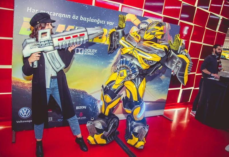 """В Park Cinema в ТРЦ Metropark открылся новый зал и прошла премьера фильма «Бамблби» <span class=""""color_red"""">- ФОТО - ВИДЕО</span>"""