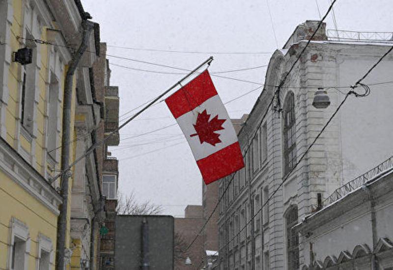 Азербайджанцы Канады выразили протест против армянской провокации