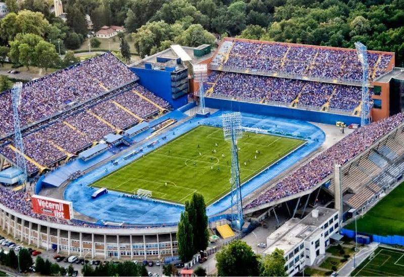 Определено место проведения футбольного матча Хорватия - Азербайджан