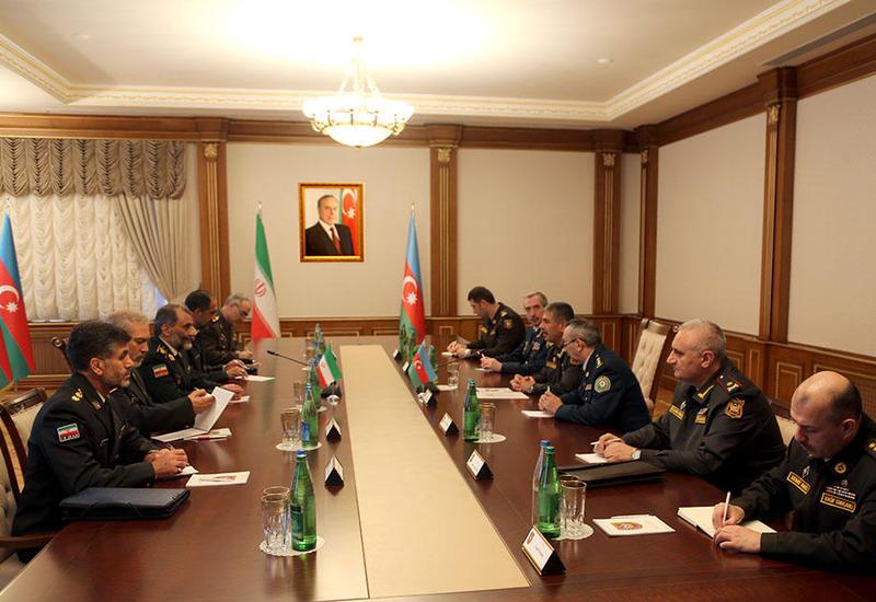 Иран поддержал территориальную целостность Азербайджана