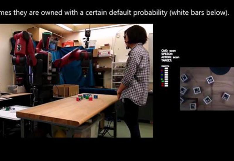 """Роботов научили отличать понятия """"свой"""" и """"чужой"""" <span class=""""color_red"""">- ВИДЕО</span>"""