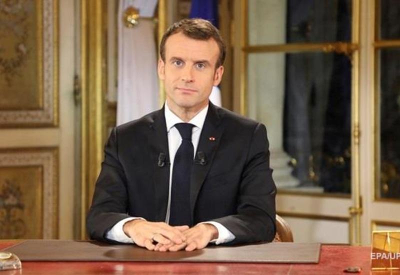 Макрон заявил, что будущее Франции обеспечат богатые люди