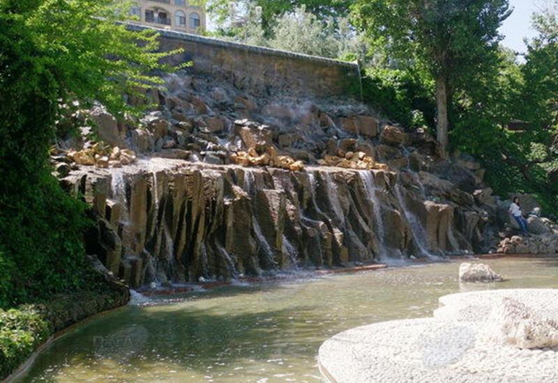 """""""Мой Баку"""": Парк с водопадом, который не оставит равнодушным <span class=""""color_red"""">- РЕПОРТАЖ - ФОТО</span>"""