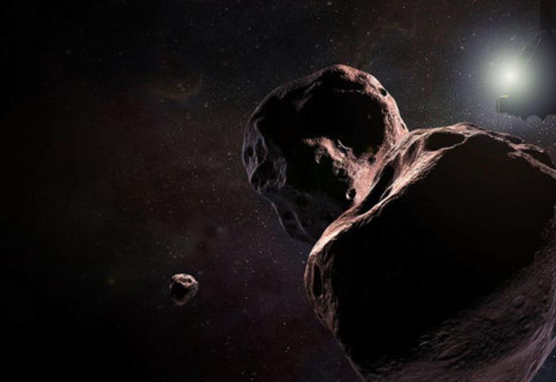 "Станция New Horizons передала на Землю снимок астероида Ultima Thule <span class=""color_red"">- ФОТО</span>"