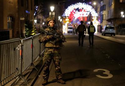 Кровавая бойня в Страсбурге