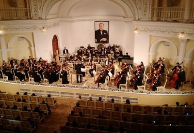 """В Филармонии потрясающим концертом почтили память Общенационального лидера Гейдара Алиева <span class=""""color_red"""">- ФОТО</span>"""