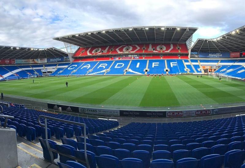 Определено место проведения футбольного матча Уэльс - Азербайджан