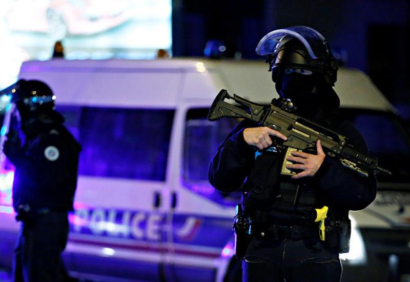"""Стрельба в центре Страсбурга попала на камеры <span class=""""color_red"""">- ВИДЕО</span>"""