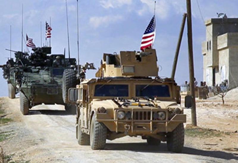 США обосновались на границе с Турцией