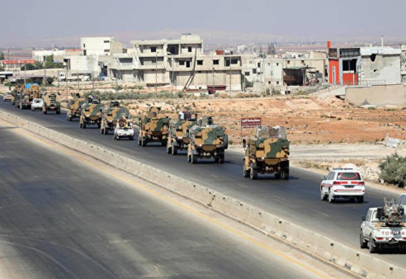 Турция начнет новую операцию в Сирии