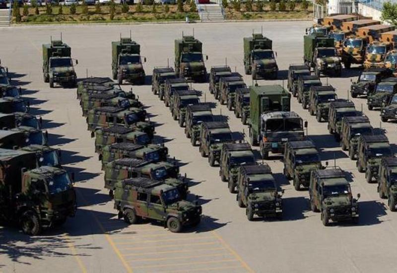 Оборонная промышленность Турции будет значительно усилена