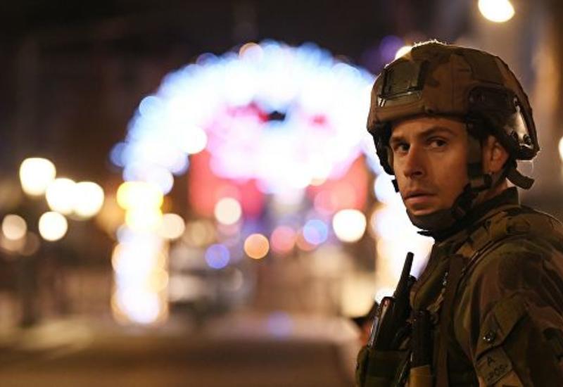 Из-за ЧП в Страсбурге закрыли границу Франции и ФРГ