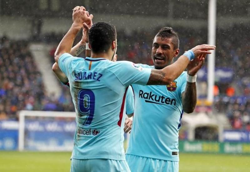 «Барселона» повторила рекорд по количеству матчей без поражений в ЛЧ