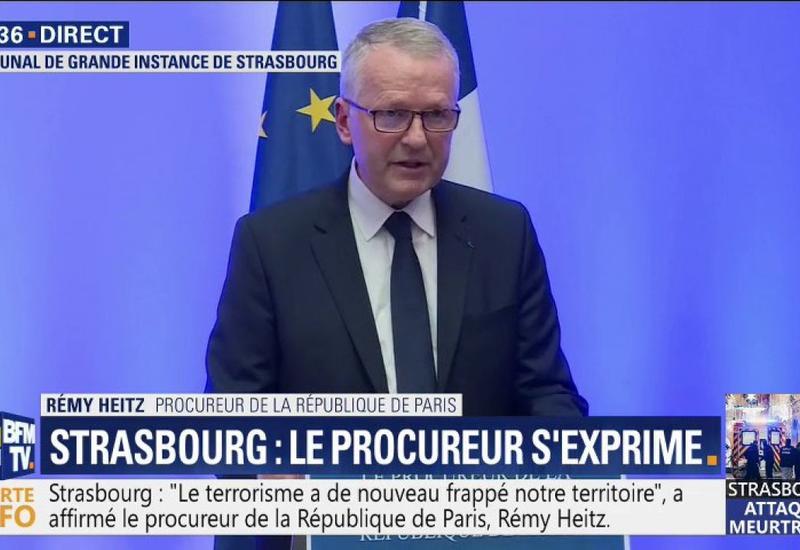Мэр Страсбурга назвал стрельбу на ярмарке терактом