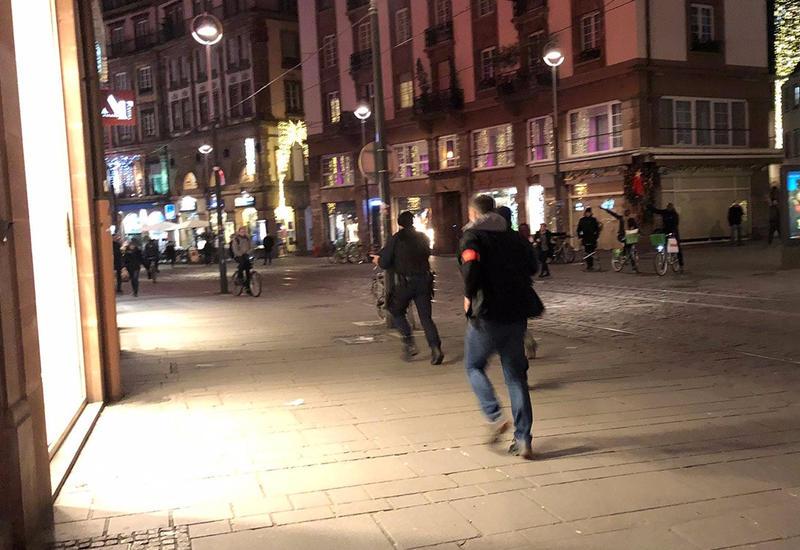 Власти Франции рассматривают стрельбу в Страсбурге как теракт