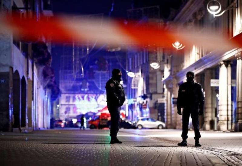 Во Франции прошли первые задержания по делу о стрельбе в Страсбурге