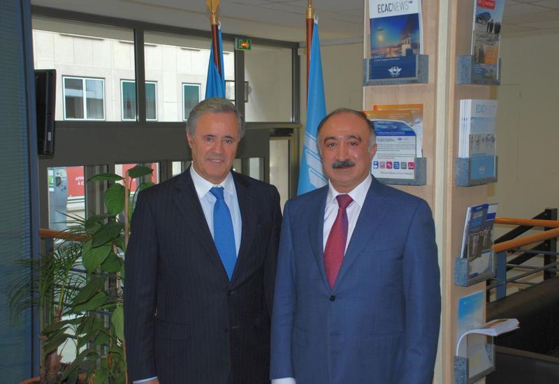Азербайджан достиг больших успехов в обеспечении безопасности в сфере авиации