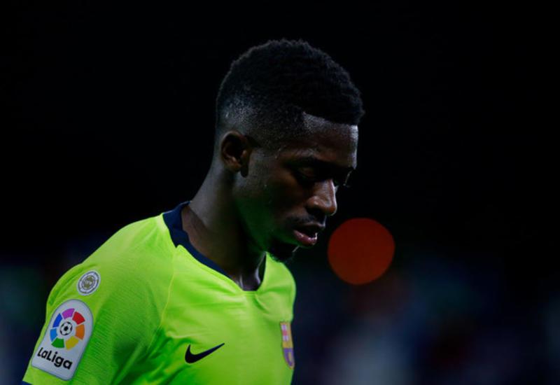«Барселона» оштрафовала Дембеле на €100 тыс. за опоздание на тренировку