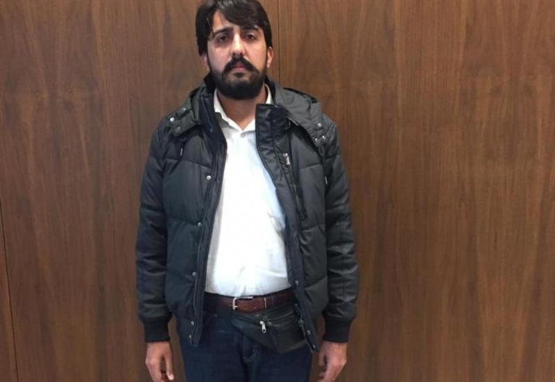 """Азербайджанские таможенники пресекли незаконный въезд в страну иностранцев <span class=""""color_red"""">- ФОТО</span>"""