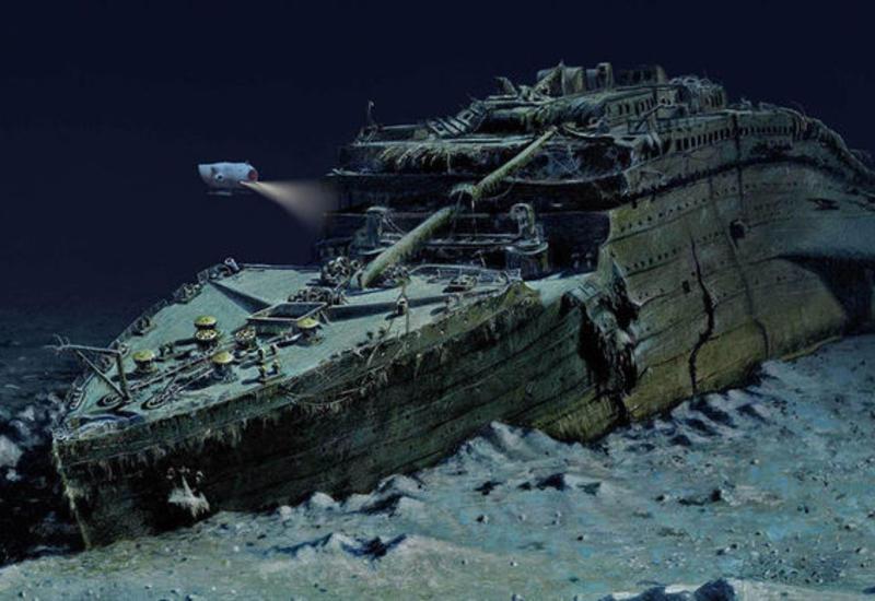 ВМС США использовали поиски «Титаника» для секретных операций