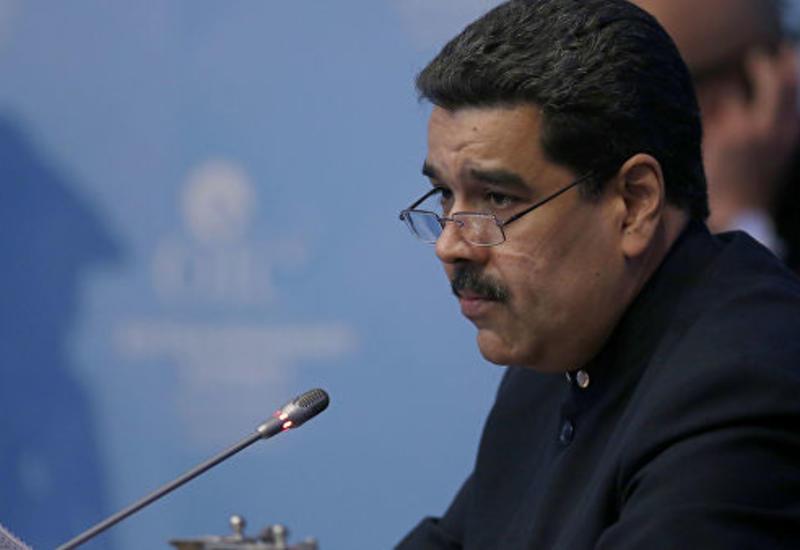 Мадуро сравнил оппозиционный парламент Венесуэлы с мусором