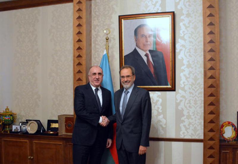 Посол Бразилии в Азербайджане завершил дипмиссию