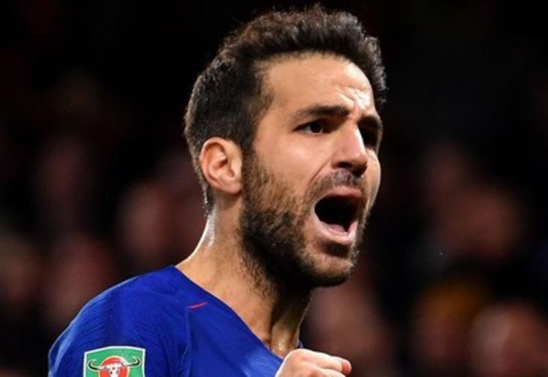Фабрегас согласен на переход в Милан