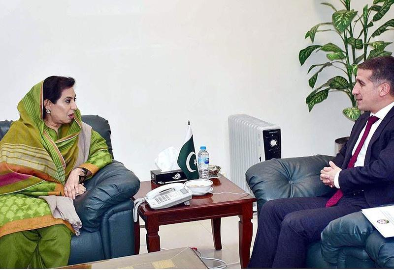 Пакистан заинтересован в расширении сотрудничества с Азербайджаном