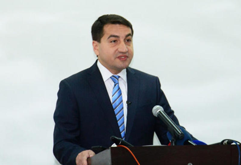 Хикмет Гаджиев: Азербайджан вносит вклад в формирование стратегического диалога и атмосферы взаимного доверия