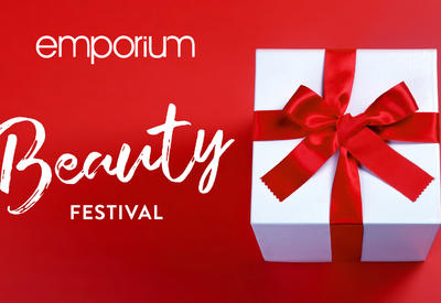 В Новый Год – с Фестивалем Красоты от EMPORIUM