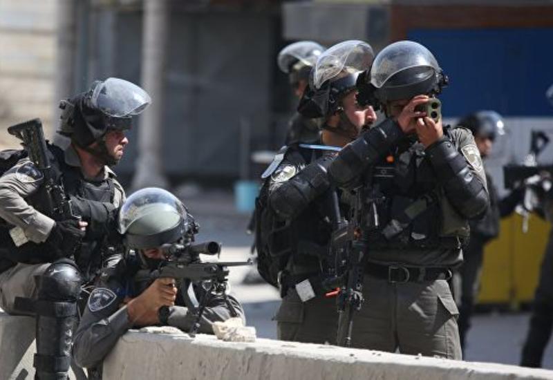 Палестинец попытался на машине протаранить израильских солдат