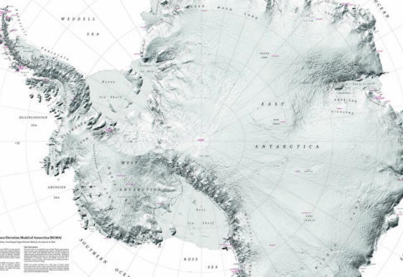 NASA зафиксировало таяние стабильных ледников в Антарктиде