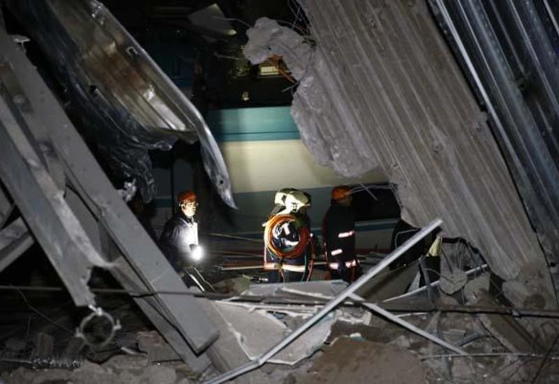 СМИ назвали возможную причину крушения поезда в Анкаре