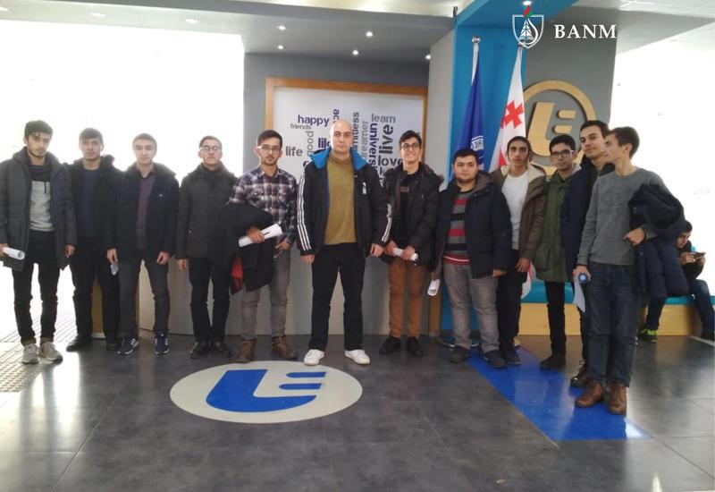 Студенты БВШН приняли участие в международной олимпиаде